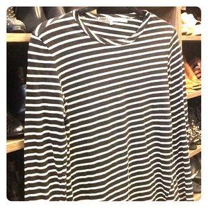 Pam & Gela long sleeve striped t